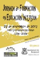 BURJASSOT DESARROLLA UNA JORNADA DE FORMACIóN EN EDUCACIóN INCLUSIVA