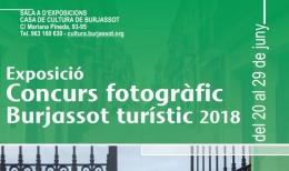"""LA CASA DE CULTURA ACOGE LA EXPOSICIóN DE LAS MEJORES FOTOS DEL CONCURSO FOTOGRáFICO """"BURJASSOT TURíSTICO 2018"""""""