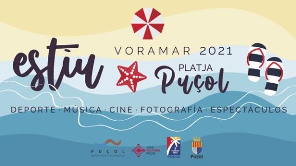 En julio y agosto, regresa «Estiu Voramar» con cine, teatro, música, exposiciones, astronomía, deportes…