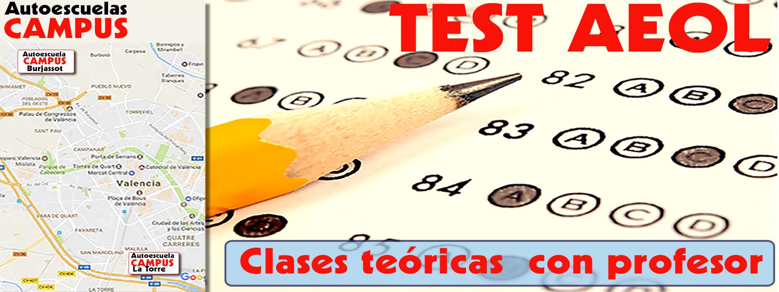 dgt examen Tavernes Blanques, dgt test Horta Nord, dgt test Burjassot, dgt test Moncada, dgt test Al