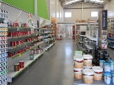 tienda pintura puzol, Almacenes de pintura