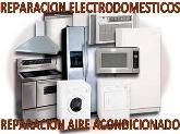 reparacion electrodomesticos, reparacion aire acondicionado