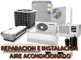 reparar aire acondicionado, venta aire acondicionado