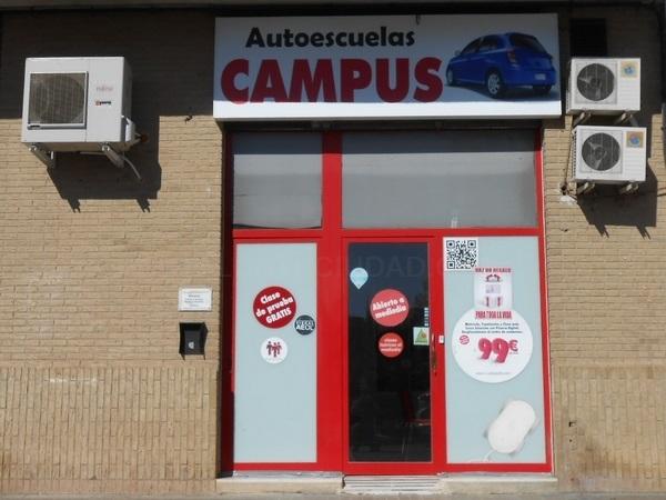 Autoescuelas  Campus