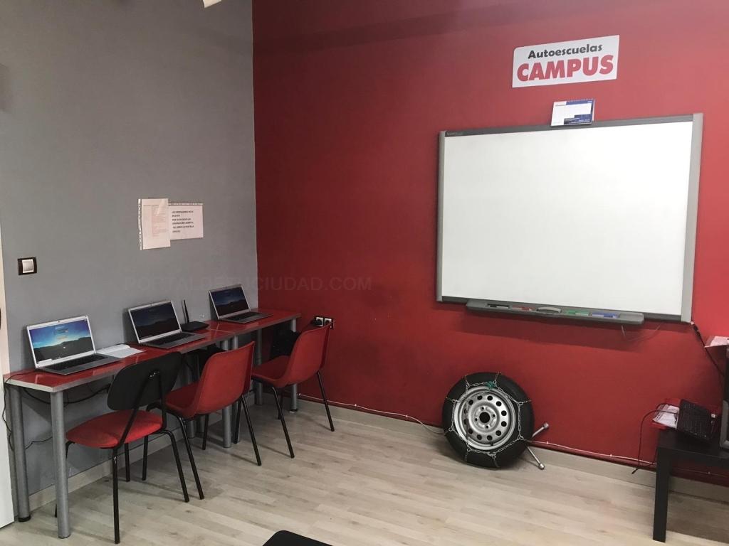 Autoescuela campus burjassot
