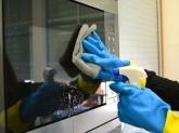 Limpieza y desinfección en