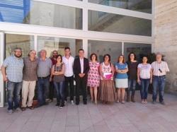 LOS MUNICIPIOS DE LA LINEA DEFENSIVA EL PUIG-CARASOLS CONSTITUIRAN UNA COMISION TECNICA PARA LA RECUPERACION DEL PATRIMONIO BELICO