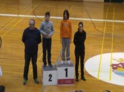 El joven Pau Muñoz, campeón individual de Bádminton en el torneo de Aspe