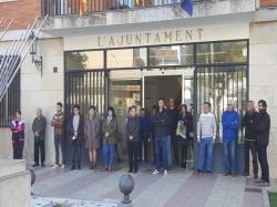 El Ayuntamiento del Puig ha convocado 1 minuto de silencio como gesto de repulsa y  condena al último caso de violencia maschista acaecido en El Campe