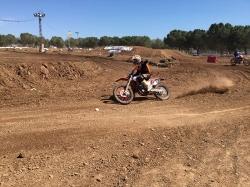 Éxito de participación en la jornada de entrenamientos en el Circuito de Motocross de Massamagrell