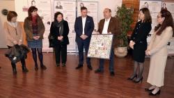 INAUGURACIÓ DE LES EXPOSICIONS DE LA XXX TROBADA ALBALAT DEL SORELLS