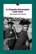 """""""La España del maquis (1936-1965)"""", de José Antonio Vidal Castaño, se presenta en la Casa de Cultura de Burjassot"""