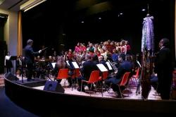 El 17 de junio, segundo concierto solidario con Cáritas a cargo de Santa Cecilia àrrec de Santa Cecília