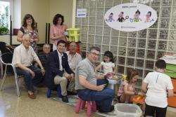 """Inaugurados tres """"Espais Menuts"""" en diferentes centros sociales de Burjassot"""