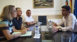 La Diputación ayudará a Vinalesa a tener un campo de fútbol de césped como el resto de municipios de la comarca