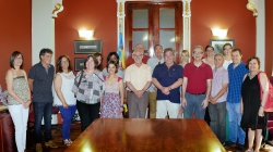 El Colegio Parroquial D. José Lluch de Alboraya recibe a profesores portugueses para participar en un curso de formación