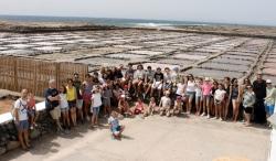 La escuela de música UTEM representa a Alboraya en Gran Canaria
