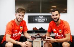 Wescott, nuevo proveedor de zapatos oficiales del Valencia CF