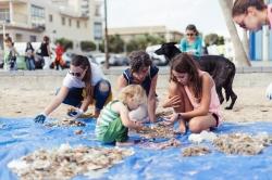BIOagradables se prepara para la jornada de limpieza mundial del próximo año