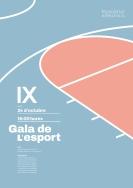 La Universitat de València premia a sus deportistas en la IX Gala de l'Esport