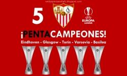 SEVILLA FC, REFERENTE EN EUROPA