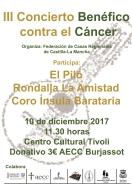 LA FEDERACION DE CASAS REGIONALES DE CASTILLA LA MANCHA CELEBRA EL III CONCURSO BENEFICO CONTRA EL CANCER EN EL TIVOLI