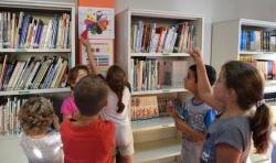 La Biblioteca Infantil propone una animación lectora para conocer el funcionamiento de una biblioteca