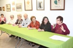 Se retira Pepita Gimeno después de 15 años como presidenta de las Tyrius en Godella