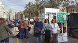 GODELLA PARTICIPA EN EL MERCADO 'DE L'HORTA A LA PLAÇA' DE VALENCIA