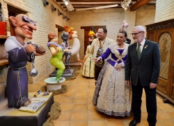 La Crida 2018 convoca a todas las Falleras Mayores y Presidentes de Alboraya