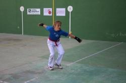 En Massamagrell se juega la fase final femenina de frontón individual de los JECV