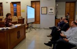 EL CONSEJO MUNICIPAL DE PARTICIPACION CIUDADANA PRESENTA A MARIA ZAPATER, SINDICA DE AGRAVIOS DE BURJASSOT