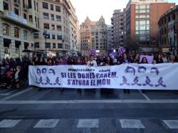 EL CICLO DE DEBATES 'LA NAU DE LA IGUALTAT' HACE BALANCE, ESTE MARTES EN LA UNIVERSITAT DE VALÈNCIA, DE LA HUELGA FEMINISTA