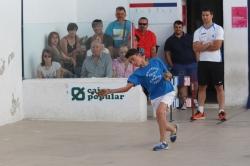 En Alicante y Valencia se juegan importantes partidas de los JECV de raspall