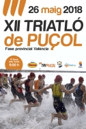 El XII Triatlón de Puçol trae ciclismo, natación y carrera a la playa el 26 de mayo