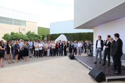 Se inaugura en Godella una exposición comparativa del trabajo de Andreu Alfaro y Álvaro Siza