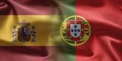 ESPANA, FAVORITA ANTE PORTUGAL
