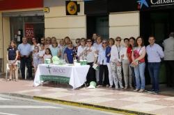 La Asociación contra el Cáncer de Puçol continúa la lucha contra esta enfermedad y recauda 5.000 euros