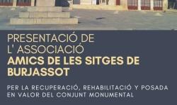 """El Patio de Los Silos acoge la presentación de la Asociación """"Amics de Les Sitges"""""""