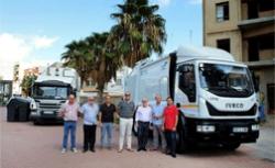 Alboraya continua con la renovación de la flota de recogida de residuos