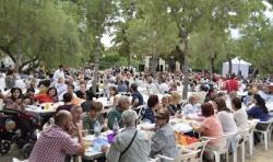 EL 9 DE OCTUBRE SE VIVE EN BURJASSOT CON EL REPARTO DE MAS DE 2.000 RACIONES DE ARRÒS AMB FESOLS I NAPS