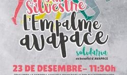 La I San Silvestre l'Empalme- Avapace ya tiene abiertas sus inscripciones en Burjassot