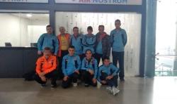 El equipo de fútbol sala de ADERES participa en el Campeonato de España en Dos Hermanas