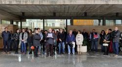 El Ayuntamiento de Alboraya se concentra por un financiamiento justo