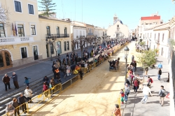 El 3 de febrero, fiesta de Sant Antoni con exhibición de cantos de batir como novedad en Godella