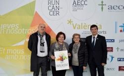 El V Circuito RunCancer llegará a Burjassot, el 9 de junio