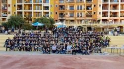 L'Associació d'Ángeles Guardianes APM celebra el seu 20 aniversari en Port Saplaya en Alboraia