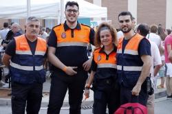 El compromiso de Protección Civil Puçol con la Vega Baja: «Vamos a mandar mucha ayuda allá»