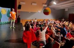 Teatro para educar en valores desde la infancia en Alboraya
