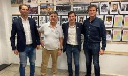 La Penya Valencianista Burjassot hace entrega de los Premios del Trofeo de Dominó de su XXV Aniversario
